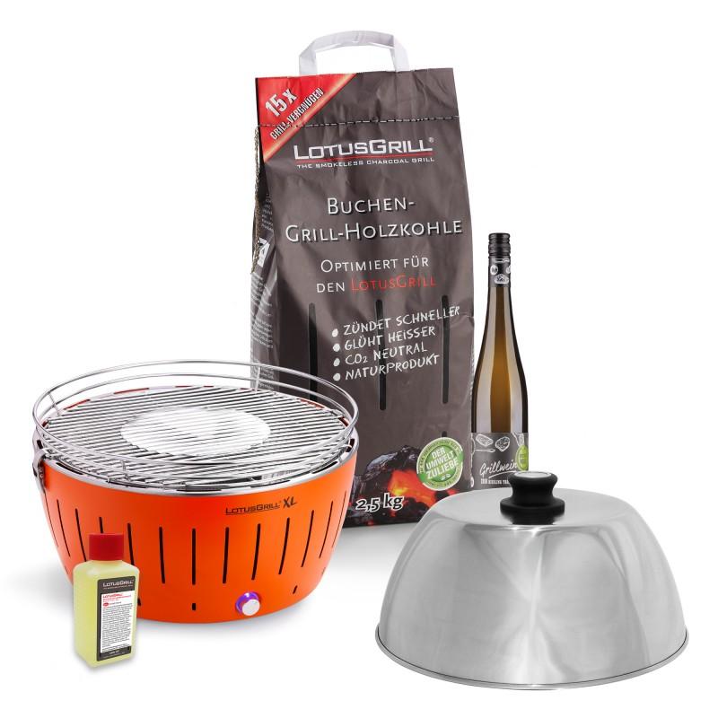 Picknick-Set – XL – Mandarinenorange