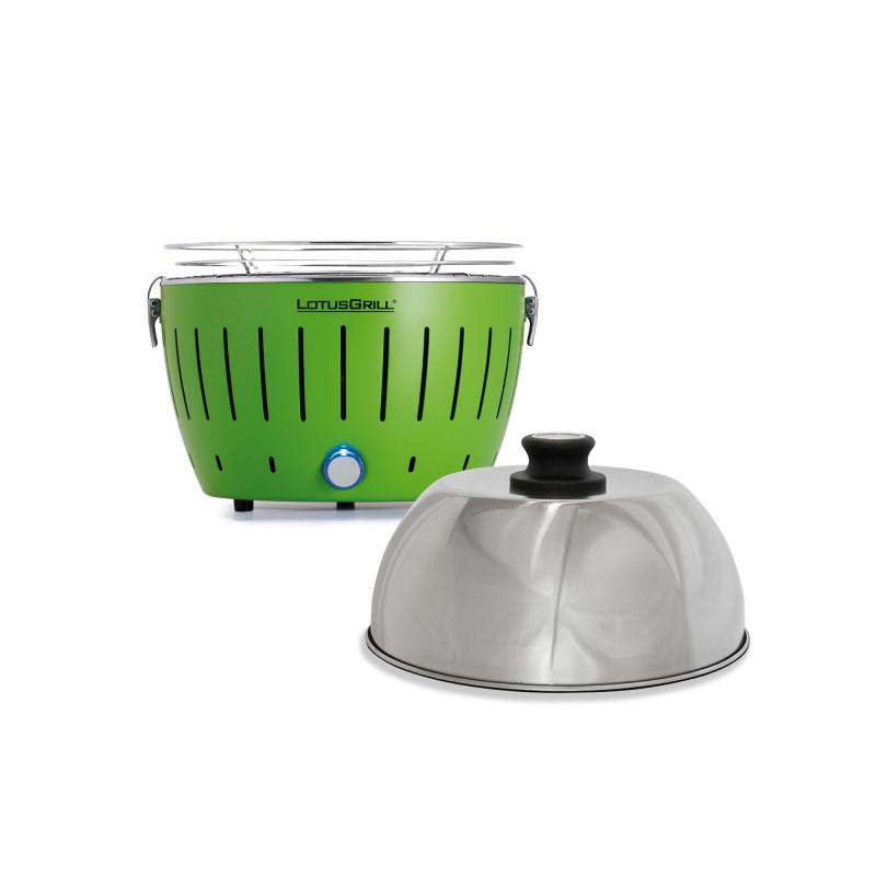 S Reisehaube-Set – Limettengrün