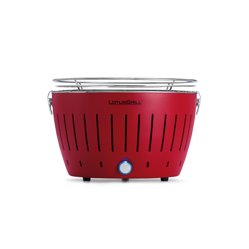 LotusGrill Classic – Feuerrot