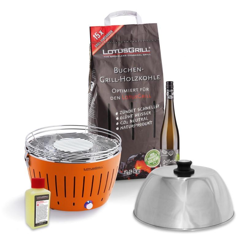 Picknick-Set – Classic – Mandarinenorange