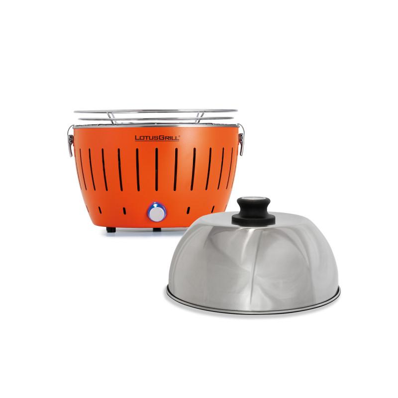 S – G280 Reisehaube-Set – Mandarinenorange